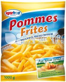 Produktabbildung: Agrarfrost Pommes Frites Normalschnitt 1 kg