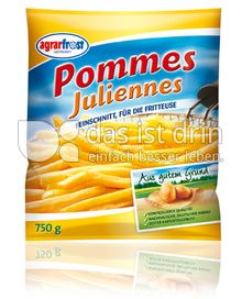 Produktabbildung: Agrarfrost Pommes Frites 750 g
