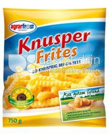 Produktabbildung: Agrarfrost Knusperfrites 750 g