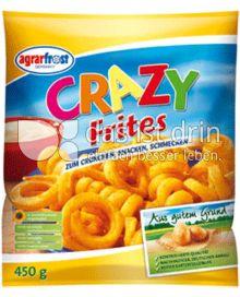 Produktabbildung: Agrarfrost Crazy Frites 450 g