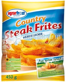 Produktabbildung: Agrarfrost Country-Steak-Frites 450 g