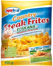 "Produktabbildung: Agrarfrost Country-Steak-Frites ""Toscana"" 450 g"