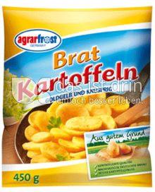 Produktabbildung: Agrarfrost Bratkartoffeln 450 g