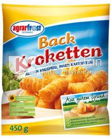 Produktabbildung: Agrarfrost Back-Kroketten 450 g