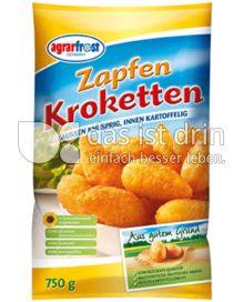 Produktabbildung: Agrarfrost Zapfenkroketten 750 g