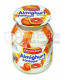 Produktabbildung: Ehrmann Almighurt Fantasie Blutorange 500 g