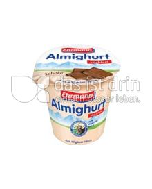Produktabbildung: Ehrmann Almighurt Schoko stichfest 150 g