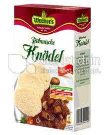 Produktabbildung: Werner's Böhmische Knödel 3 St.
