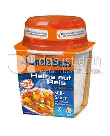 Produktabbildung: Uncle Ben's® Heiss auf Reis Chinesisch Süß-Sauer 300 g