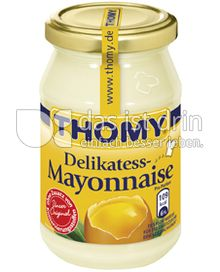 Produktabbildung: Thomy Delikatess-Mayonnaise 250 ml