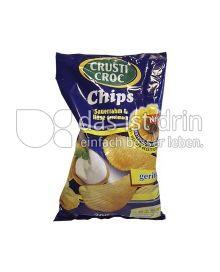 Produktabbildung: Crusti Croc Chips 200 g