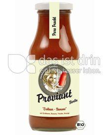 Produktabbildung: Proviant Berlin Erdbeer-Banane 245 ml
