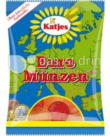 Produktabbildung: Katjes Euro Münzen 200 g