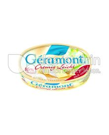 Produktabbildung: Géramont Cremig-Leicht 200 g