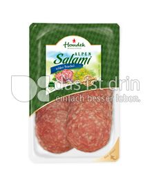 Produktabbildung: Houdek Alpen Salami wilder Fenchel 70 g
