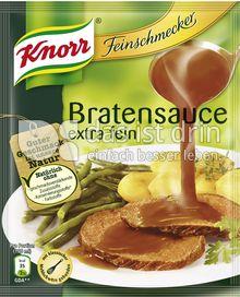 Produktabbildung: Knorr Feinschmecker Bratensauce extra fein 35 g
