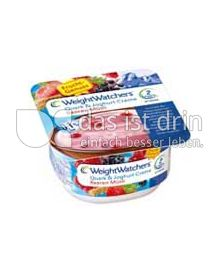Produktabbildung: Weight Watchers Quark & Joghurt Creme Beeren Müsli 150 g