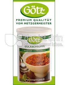 Produktabbildung: Götz - Gulaschsuppe Dosensuppe 425 ml