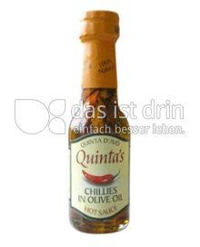 Produktabbildung: Quinta´s Chili Olivenöl 95 ml