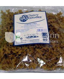 Produktabbildung: Saveurs Attitudes Hörnchennudeln / Tortils Bio 250 g