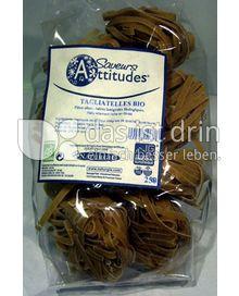 Produktabbildung: Saveurs Attitudes Tagliatelles Nudeln Bio 250 g