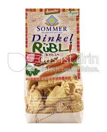 Produktabbildung: Sommer Dinkel Rübli Kekse 150 g