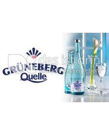 Produktabbildung: Grüneberg Quelle Natürliches Mineralwasser 0,25 l