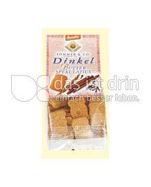 Produktabbildung: Sommer Dinkel Butter Spekulatius 150 g