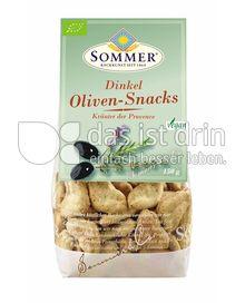 Produktabbildung: Sommer Oliven-Snacks Kräuter der Provence 150 g