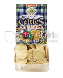 Produktabbildung: Sommer Celtics Hafer Cracker 150 g