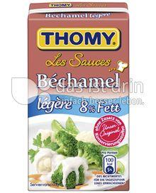 Thomy Les Sauces Bechamel Legere 100 0 Kalorien Kcal Und Inhaltsstoffe Das Ist Drin