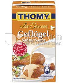 Produktabbildung: Thomy Les Sauces Geflügel Sahne-Sauce 250 ml