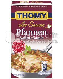 Produktabbildung: Thomy Les Sauces Pfannen Sahne-Sauce 250 ml