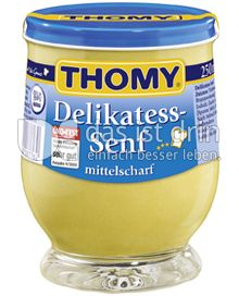 Produktabbildung: Thomy Delikatess-Senf 250 ml