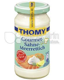 Produktabbildung: Thomy Gourmet-Sahne-Meerrettich 190 g