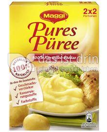 Produktabbildung: Maggi Pures Püree 120 g