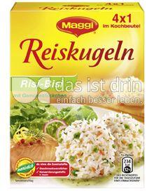 Produktabbildung: Maggi Reiskugeln Risi Bisi 125 g
