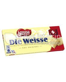 Produktabbildung: Nestlé Die Weisse 100 g