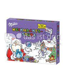 Produktabbildung: Milka Weihnachts-Stube 125 g