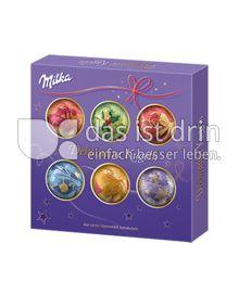 Produktabbildung: Milka Dekorative Kugeln 126 g