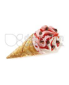 Produktabbildung: Mövenpick Crisp Erdbeer Sahne 82 g