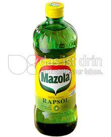 Produktabbildung: Mazola Rapsöl 750 ml