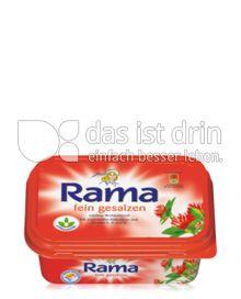 Produktabbildung: Rama fein gesalzen Margarine 250 g