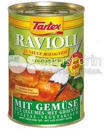 Produktabbildung: Tartex Ravioli mit Gemüse 400 g