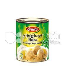 Produktabbildung: Erasco 6 Königsberger Klopse 800 g