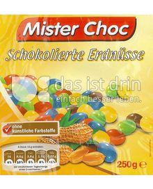 Produktabbildung: Mister Choc Schokolierte Erdnüsse 250 g
