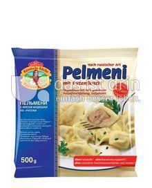 Produktabbildung: Dovgan Russiche Küche Pelmeni mit Putenfleisch 500 g