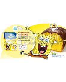 """Produktabbildung: Küchle Backmischung Rührkuchen """"Spongebob"""" 300 g"""