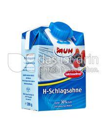 Produktabbildung: MUH Laktosefreie H-Sahne 200 ml