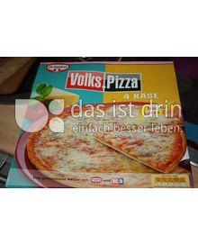 Produktabbildung: Dr. Oetker VolksPizza 305 g